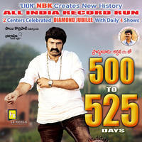 Legend Movie 500 to 525 Days Posters | Picture 1093022
