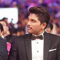 Allu Arjun - SIIMA Awards 2015 Stills