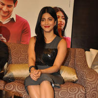 Shruti Haasan at Srimanthudu Movie Press Meet Photos | Picture 1093649