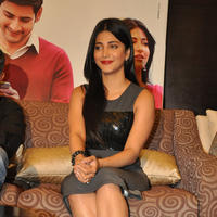 Shruti Haasan at Srimanthudu Movie Press Meet Photos | Picture 1093650