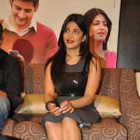 Shruti Haasan at Srimanthudu Movie Press Meet Photos | Picture 1093651