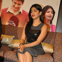 Shruti Haasan at Srimanthudu Movie Press Meet Photos | Picture 1093652