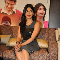 Shruti Haasan at Srimanthudu Movie Press Meet Photos | Picture 1093654