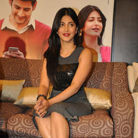 Shruti Haasan at Srimanthudu Movie Press Meet Photos | Picture 1093656