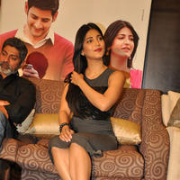 Shruti Haasan at Srimanthudu Movie Press Meet Photos | Picture 1093657
