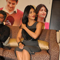 Shruti Haasan at Srimanthudu Movie Press Meet Photos | Picture 1093659