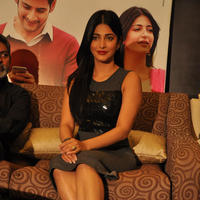 Shruti Haasan at Srimanthudu Movie Press Meet Photos | Picture 1093660