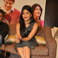 Shruti Haasan at Srimanthudu Movie Press Meet Photos | Picture 1093661