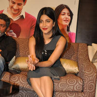 Shruti Haasan at Srimanthudu Movie Press Meet Photos | Picture 1093662