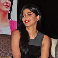Shruti Haasan at Srimanthudu Movie Press Meet Photos | Picture 1093669