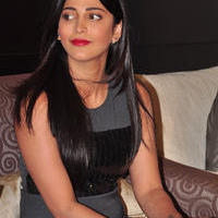 Shruti Haasan at Srimanthudu Movie Press Meet Photos | Picture 1093671