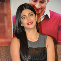 Shruti Haasan at Srimanthudu Movie Press Meet Photos | Picture 1093672