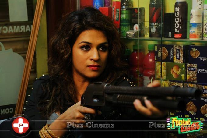 Shraddha Das Hot in Guntur Talkies Movie Gallery   Picture 1093737
