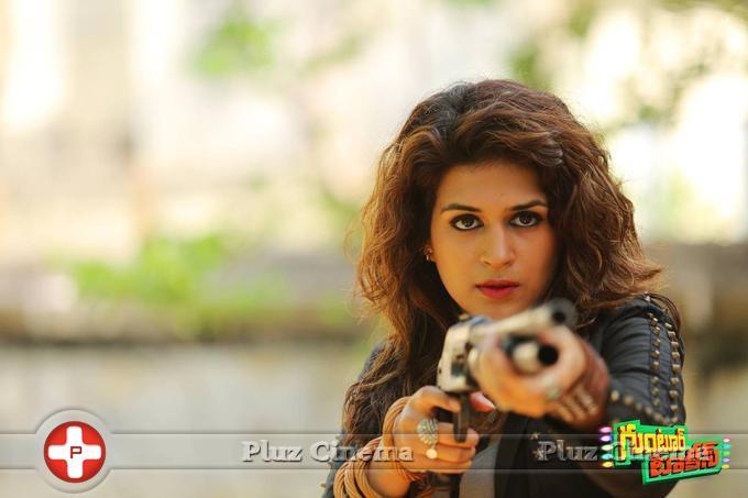 Shraddha Das Hot in Guntur Talkies Movie Gallery   Picture 1093739