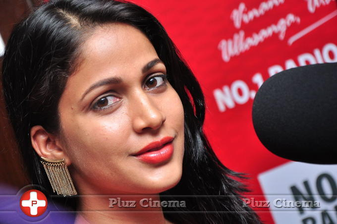 Lavanya Tripathi - Bhale Bhale Magadivoy Movie Song Launch at 93.5 Red FM Photos   Picture 1094149