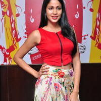 Lavanya Tripathi at Bhale Bhale Magadivoy Movie Song Launch at 93.5 Red FM Stills | Picture 1094219
