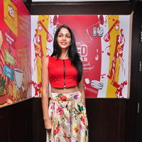 Lavanya Tripathi at Bhale Bhale Magadivoy Movie Song Launch at 93.5 Red FM Stills | Picture 1094222