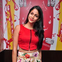 Lavanya Tripathi at Bhale Bhale Magadivoy Movie Song Launch at 93.5 Red FM Stills | Picture 1094223