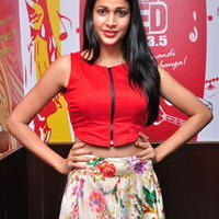 Lavanya Tripathi at Bhale Bhale Magadivoy Movie Song Launch at 93.5 Red FM Stills | Picture 1094226