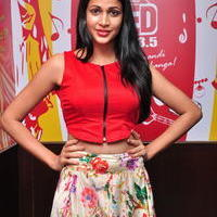 Lavanya Tripathi at Bhale Bhale Magadivoy Movie Song Launch at 93.5 Red FM Stills | Picture 1094227
