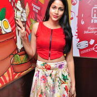 Lavanya Tripathi at Bhale Bhale Magadivoy Movie Song Launch at 93.5 Red FM Stills | Picture 1094229
