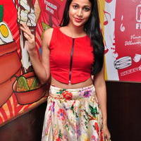 Lavanya Tripathi at Bhale Bhale Magadivoy Movie Song Launch at 93.5 Red FM Stills | Picture 1094231
