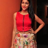 Lavanya Tripathi at Bhale Bhale Magadivoy Movie Song Launch at 93.5 Red FM Stills | Picture 1094232