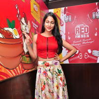 Lavanya Tripathi at Bhale Bhale Magadivoy Movie Song Launch at 93.5 Red FM Stills | Picture 1094233