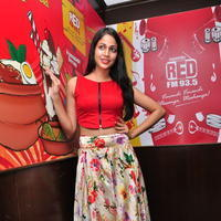 Lavanya Tripathi at Bhale Bhale Magadivoy Movie Song Launch at 93.5 Red FM Stills | Picture 1094234