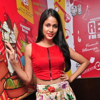Lavanya Tripathi at Bhale Bhale Magadivoy Movie Song Launch at 93.5 Red FM Stills | Picture 1094236