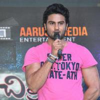 Sudheer Babu - Anaganaga Oka Chitram Movie Audio Launch Photos