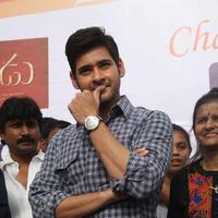 Mahesh Babu - Mahesh Babu Flags off Chak De India Ride Photos | Picture 1095345