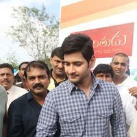 Mahesh Babu - Mahesh Babu Flags off Chak De India Ride Photos | Picture 1095376