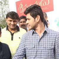 Mahesh Babu - Mahesh Babu Flags off Chak De India Ride Photos | Picture 1095381