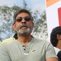 Jagapathi Babu - Mahesh Babu Flags off Chak De India Ride Photos