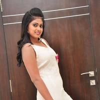 Megha Sri at Anaganaga Oka Chitram Movie Audio Launch Stills | Picture 1096621