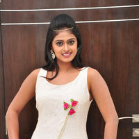 Megha Sri at Anaganaga Oka Chitram Movie Audio Launch Stills | Picture 1096623