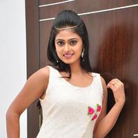 Megha Sri at Anaganaga Oka Chitram Movie Audio Launch Stills | Picture 1096624