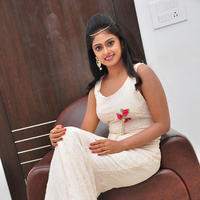 Megha Sri at Anaganaga Oka Chitram Movie Audio Launch Stills | Picture 1096627