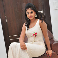 Megha Sri at Anaganaga Oka Chitram Movie Audio Launch Stills | Picture 1096628