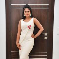 Megha Sri at Anaganaga Oka Chitram Movie Audio Launch Stills | Picture 1096630