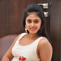 Megha Sri at Anaganaga Oka Chitram Movie Audio Launch Stills | Picture 1096631