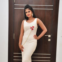 Megha Sri at Anaganaga Oka Chitram Movie Audio Launch Stills | Picture 1096632