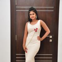 Megha Sri at Anaganaga Oka Chitram Movie Audio Launch Stills | Picture 1096633