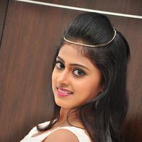 Megha Sri at Anaganaga Oka Chitram Movie Audio Launch Stills | Picture 1096635