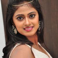 Megha Sri at Anaganaga Oka Chitram Movie Audio Launch Stills | Picture 1096636