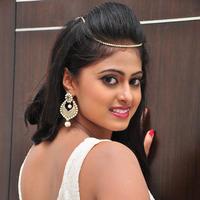Megha Sri at Anaganaga Oka Chitram Movie Audio Launch Stills | Picture 1096637