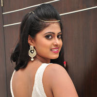 Megha Sri at Anaganaga Oka Chitram Movie Audio Launch Stills | Picture 1096638