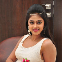 Megha Sri at Anaganaga Oka Chitram Movie Audio Launch Stills | Picture 1096639