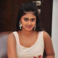 Megha Sri at Anaganaga Oka Chitram Movie Audio Launch Stills | Picture 1096642